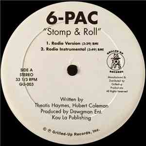 6-Pac  - Stomp & Roll / Real Playaz