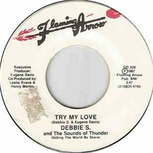 Debbie S And The Sounds Of Thunder - Try My Love