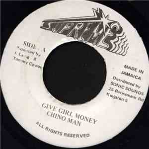 Chino Man - Girl Girl Money