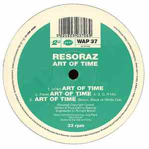 Resoraz - Art Of Time