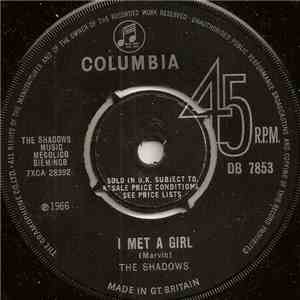 The Shadows - I Met A Girl
