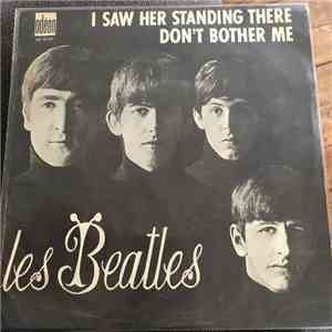Les Beatles - I Saw Her Standing There