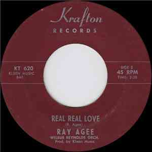 Ray Agee - Your Thingerma-Do / Real Real Love