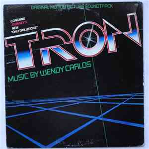 Wendy Carlos - Tron (Original Motion Picture Soundtrack) PROMO COPY
