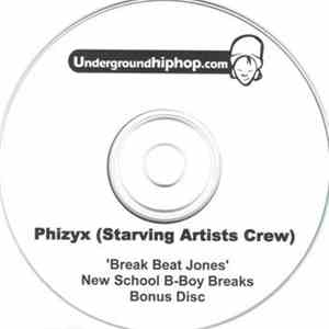 Phizyx - Break Beat Jones