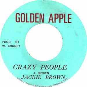 Jackie Brown - Crazy People