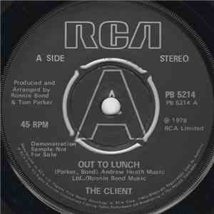The Client - Out To Lunch