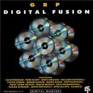 Various - GRP Digital Fusion