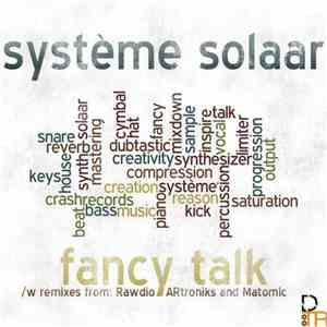Systeme Solaar - Fancy Talk EP