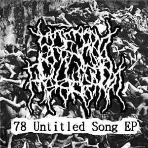 Sperm Pollution - 78 Untitled Song EP