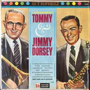 Bobby Krane And His Orchestra - I Remember Tommy & Jimmy Dorsey