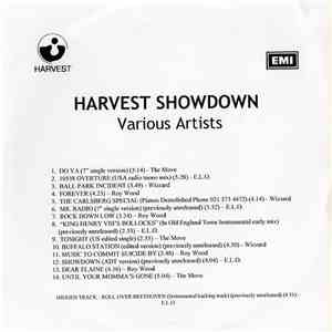 Various - Harvest Showdown