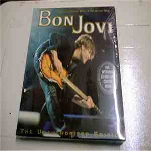 Bon Jovi - Fully Illustrated Book & Interview - The Unauthorised Edition