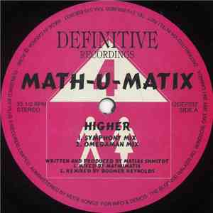 Math-U-Matix - Higher