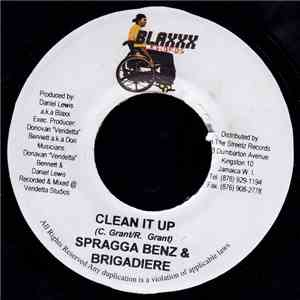 Spragga Benz & Brigadiere - Clean It Up