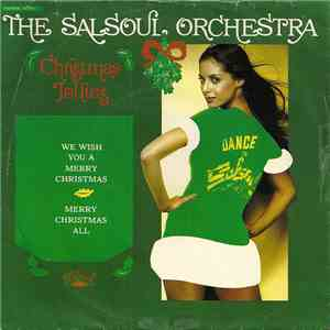 The Salsoul Orchestra - We Wish You A Merry Christmas / Merry Christmas All