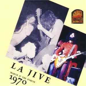 Led Zeppelin - LA Jive / Rambling Mind
