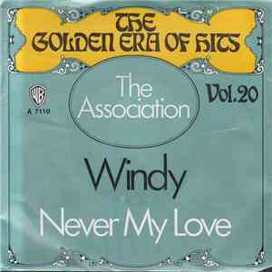 The Association  - Windy / Never My Love