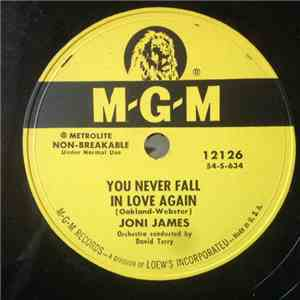 Joni James - My Believing Heart / You Never Fall In Love Again