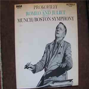 Prokofieff / Munch / Boston Symphony - 12 Scenes From The Romeo And Juliet  ...