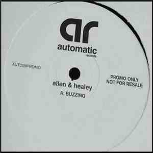 Allen & Healey - Buzzing / Drug Music