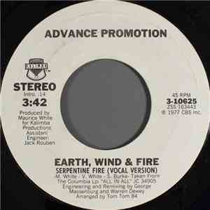 Earth, Wind & Fire - Serpentine Fire