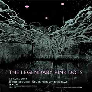 Legendary Pink Dots - Paris In The Spring