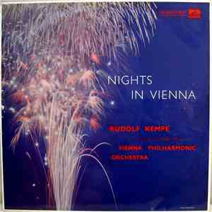 Rudolf Kempe Conducting Vienna Philharmonic Orchestra - Nights In Vienna
