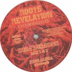 King Alpha - Dem Demons / Gat Away