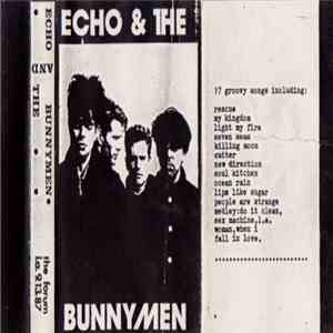 Echo & The Bunnymen - The Forum L.A. 9.13.87