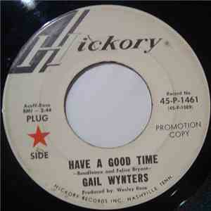 Gail Wynters - Have A Good Time / You've Got The Power