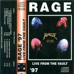 Rage  - Live From The Vault