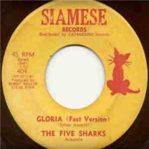The Five Sharks - Gloria (Fast Version) / Flames