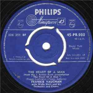 Frankie Vaughan With Wally Stott And His Orchestra And Chorus - The Heart O ...