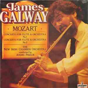 James Galway And The New Irish Chamber Orchestra - Mozart: Concertos For Fl ...