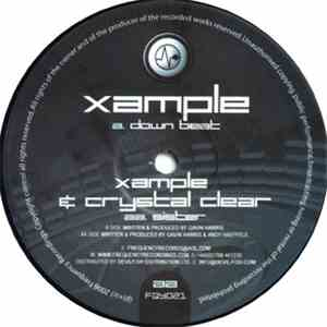 Xample / Xample & Crystal Clear  - Down Beat / Sister