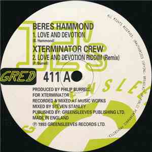 Beres Hammond - Love And Devotion