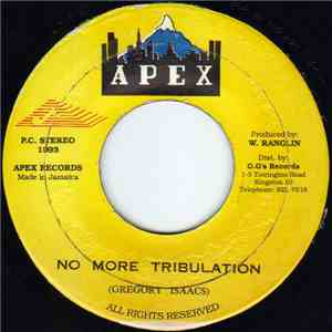 Gregory Isaacs - No More Tribulation