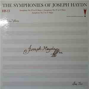 Joseph Haydn - Symphony N°57 In D Major - Symphony N°17 In F Major-Symphony ...
