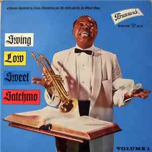 Louis Armstrong, His All Stars And The Sy Oliver Choir - Swing Low Sweet Sa ...