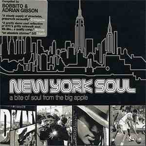 Various - New York Soul: A Bite Of Soul From The Big Apple
