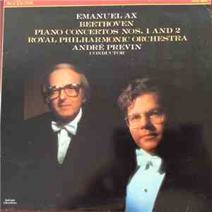 Beethoven - Emanuel Ax, Royal Philharmonic Orchestra, André Previn - Piano  ...