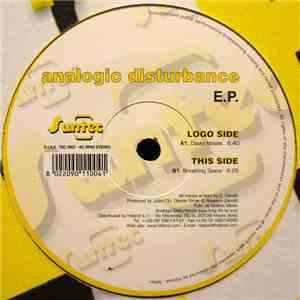 Analogic Disturbance - E.P.