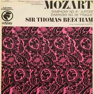 Mozart - Sir Thomas Beecham, Royal Philharmonic Orchestra - Symphony No. 41 ...