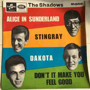 The Shadows - Alice In Sunderland